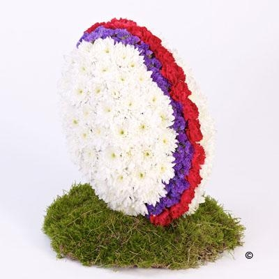 Rugby Ball Tribute *